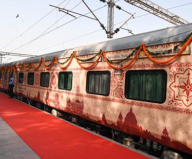Buddha Express OFFICIAL WEBSITE | Buddhist Tourist Train in